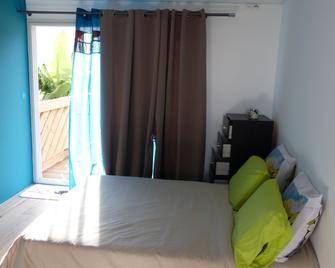 Le Bas de Cilaos - Сілао - Bedroom