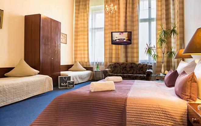 Hotel Comet am Kurfürstendamm - Βερολίνο - Κρεβατοκάμαρα