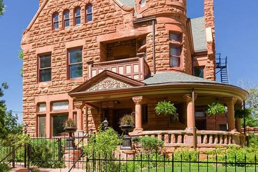 Capitol Hill Mansion Bed and Breakfast Inn - Denver - Toà nhà