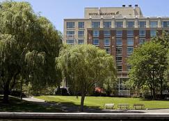 โรงแรมคิมป์ตัน มาร์โลว์ - เคมบริดจ์ - อาคาร