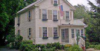 Nichols Guest House B & B - Seekonk - Edificio