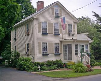 Nichols Guest House B & B - Seekonk - Building