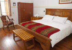 Hostel Casaltura - Santiago de Chile - Habitación
