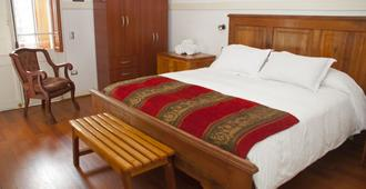 Hostel Casaltura - Santiago - Bedroom