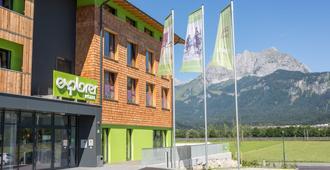 Explorer Hotel Kitzbühel - St. Johann in Tirol - Rakennus
