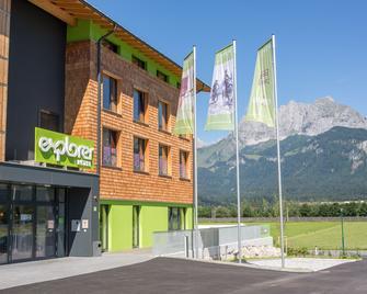 Explorer Hotel Kitzbühel - St. Johann in Tirol - Building