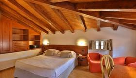 Hotel James Joyce - Triest - Schlafzimmer
