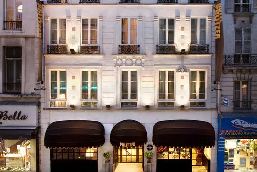 Hotel Pulitzer Paris - Pariisi - Rakennus
