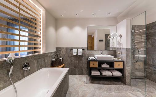 Hotel Gasserhof Tradition & Lifestyle - Bressanone/Brixen - Bathroom