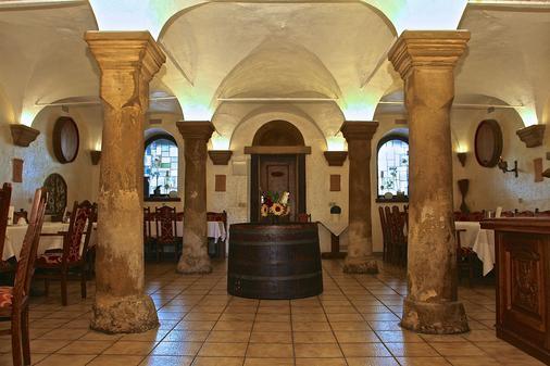 Weinhotel Johann Tullius - Bad Sobernheim - Dining room
