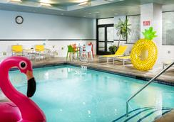 Staypineapple at The Maxwell Hotel - Seattle - Piscina