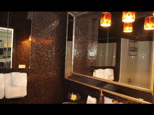 Admiral Weaver Inn - Newport - Phòng tắm