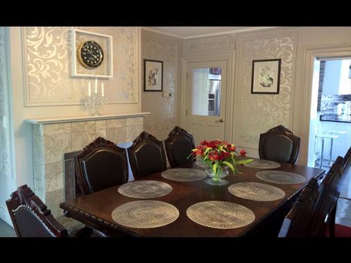 Admiral Weaver Inn - Newport - Phòng ăn