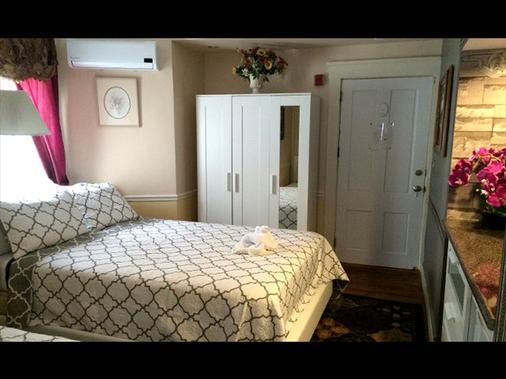 Admiral Weaver Inn - Newport - Phòng ngủ