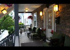 Admiral Weaver Inn - Newport - Outdoors view