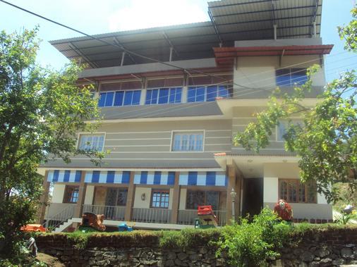 Oyo 11719 Hotel Sierra - Kodaikānāl - Toà nhà