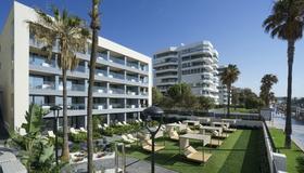 梅德普拉亞劍魚酒店 - 托雷莫里諾斯 - 托雷莫利諾斯 - 建築