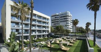 Medplaya Hotel Pez Espada - Torremolinos - Rakennus