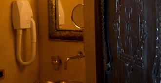 Masseria & Spa LuciaGiovanni - Lecce - Bathroom