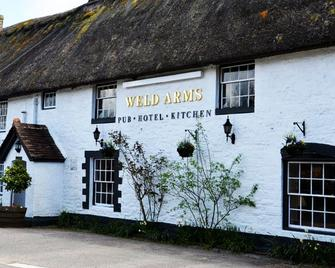 The Weld Arms - Wareham - Edificio