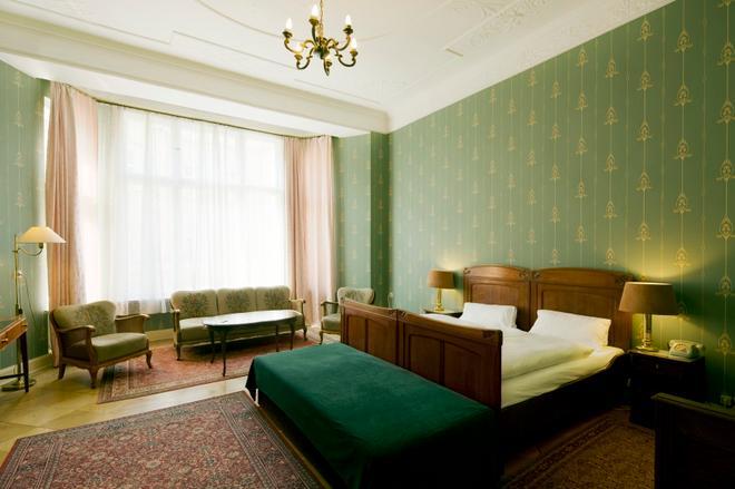 芬克膳食酒店 - 柏林 - 柏林 - 臥室