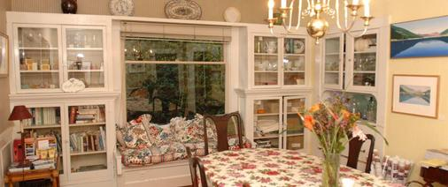 Secret Garden Inn And Cottages - Santa Barbara - Dining room