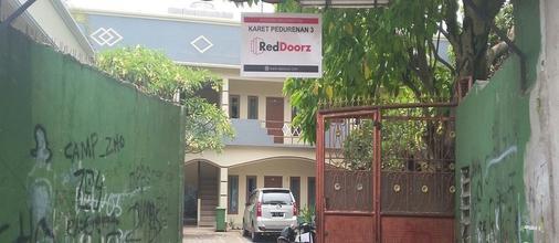 RedDoorz @ Karet Pedurenan 3 - South Jakarta - Edificio