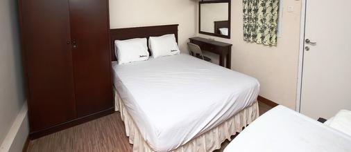 Reddoorz @ Lebak Bulus Raya 2 - South Jakarta - Bedroom