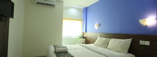 RedDoorz @ Jimbaran - South Kuta - Bedroom