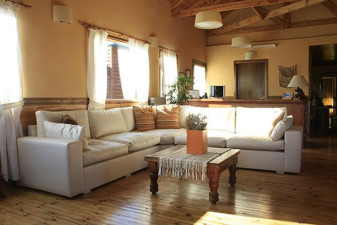 Hosteria Hainen - El Calafate - Living room
