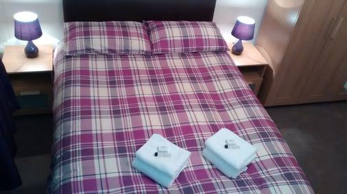 Acton Lodge Guest House - London - Bedroom