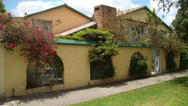 Hostal Bogotá Real - Bogotá - Außenansicht