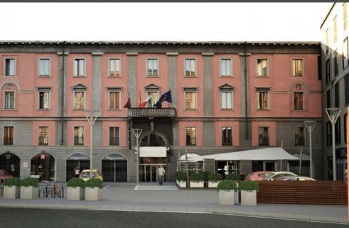 Arli Hotel Business and Wellness - Bergamo - Building