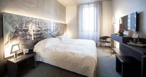 Arli Hotel Business and Wellness - Bergamo - Bedroom