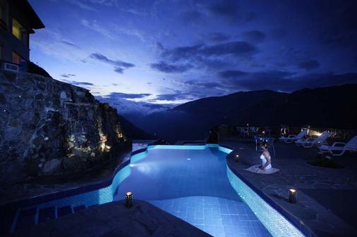 Luna Runtun - Adventure Spa - Banos (Tungurahua) - Pool