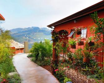 Hotel Refugio Vista Serrana - Mairiporã - Gebouw