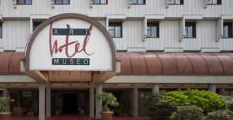 Art Hotel Museo - Prato - Edificio