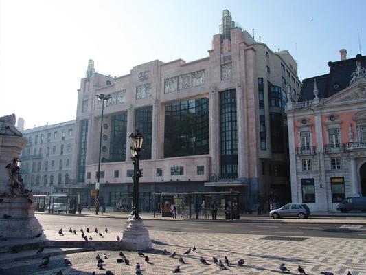 Hotel Vip Executive Suites Éden - Lisboa - Edifício