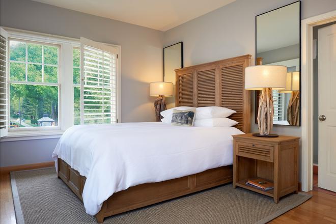 El Dorado Hotel - Sonoma - Κρεβατοκάμαρα