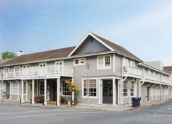 El Dorado Hotel - Sonoma - Rakennus