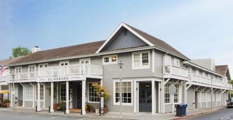El Dorado Hotel - Sonoma - Edificio