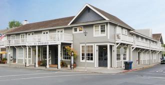 El Dorado Hotel - Sonoma - Bâtiment