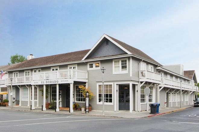 El Dorado Hotel - Sonoma - Κτίριο