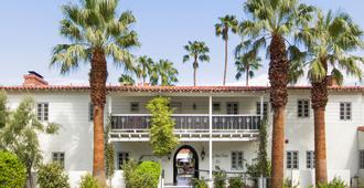 Colony Palms Hotel - Palm Springs - Edificio