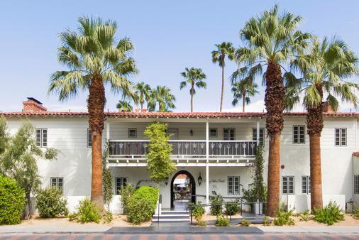 Colony Palms Hotel - Palm Springs - Rakennus