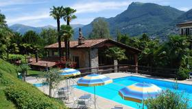 Continental Parkhotel - Lugano - Piscina