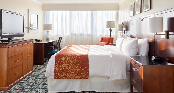 Miami Airport Marriott - Miami - Bedroom