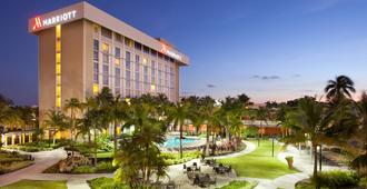 Miami Airport Marriott - Miami - Edificio