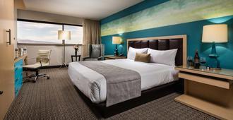 Downtown Grand Hotel & Casino - לאס וגאס - חדר שינה