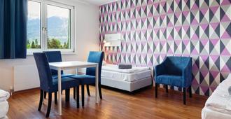 Hostel Marmota - אינזברוק - חדר שינה